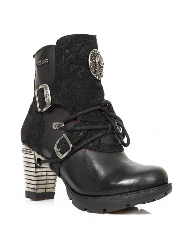 Bottines New Rock M.TR061-S1 0buI6L