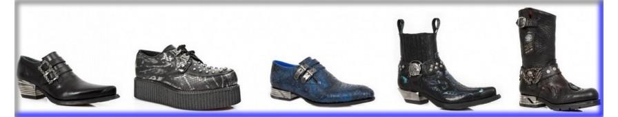 Sapatos por tipo